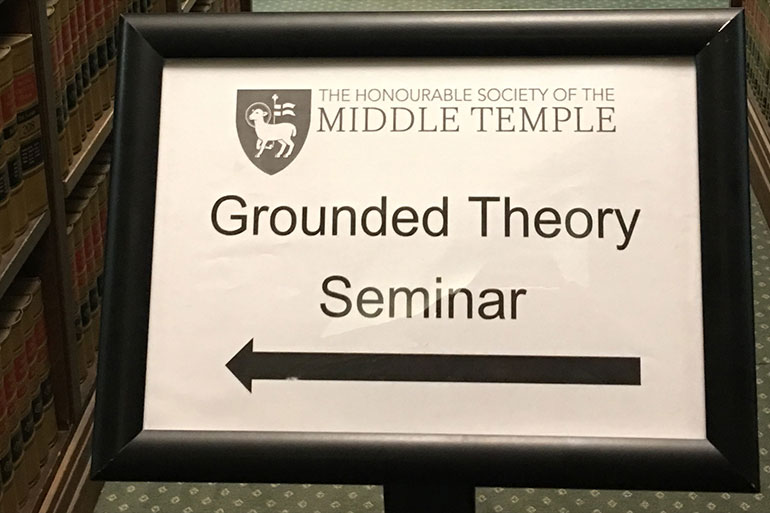 Grounded theory seminar and workshops