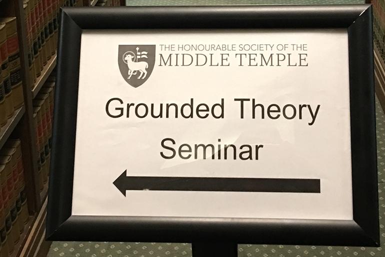 Grounded theory seminar