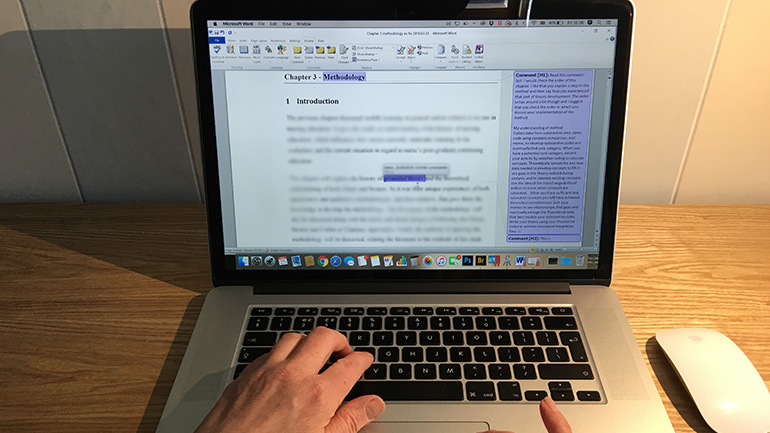 Grounded Theory Online - review