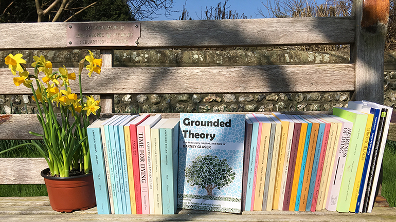 dissertation - grounded theory